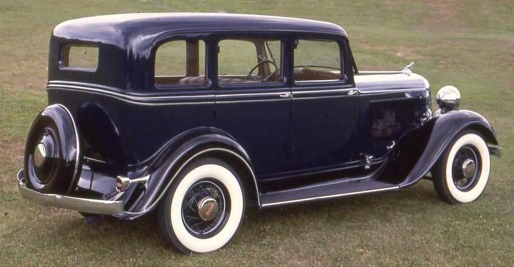 1933 dodge 4 door richard spiegelman flickr