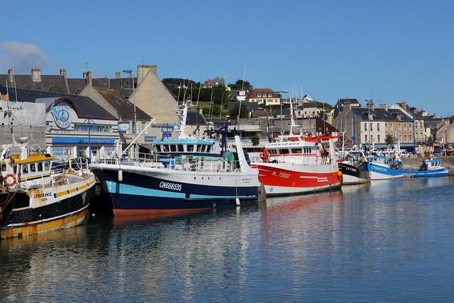 Port en bessin port de p che chalutier quai port en flickr photo sharing - Office de tourisme port en bessin ...