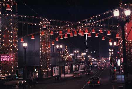 Downtown Christmas Decorations