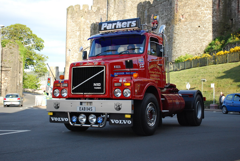 Parker Bros Volvo N10 Eab 114s Atkidave Flickr