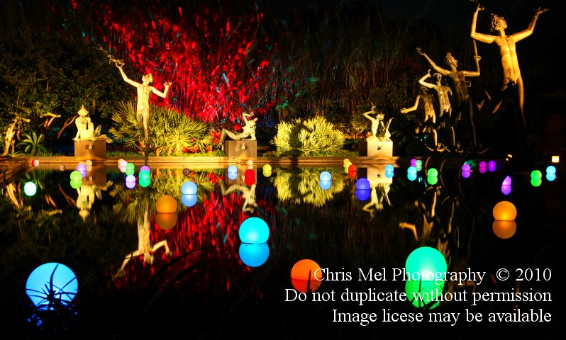 Brookgreen Gardens Night Of Thousand Candles Muses Poo Flickr
