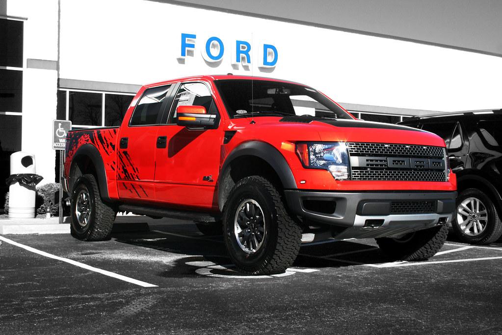 My Dream Truck. | 2011 Ford F150 SVT Raptor 6.2L V8 ...