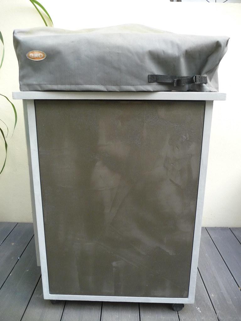 Plancha 39 in 2 meuble d 39 ext rieur pour plancha finition - Meuble pour plancha exterieur ...