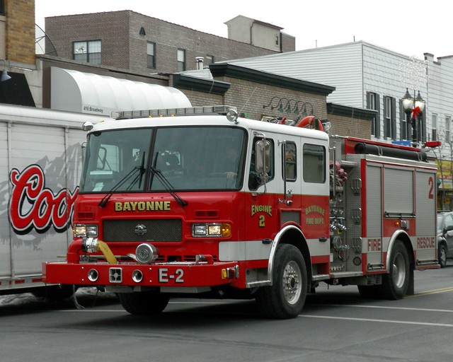 Bfd engine 2 bayonne fire department new jersey flickr - Garden city park fire department ...