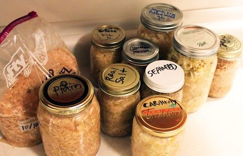my share of the kraut | by Kim | Affairs of Living