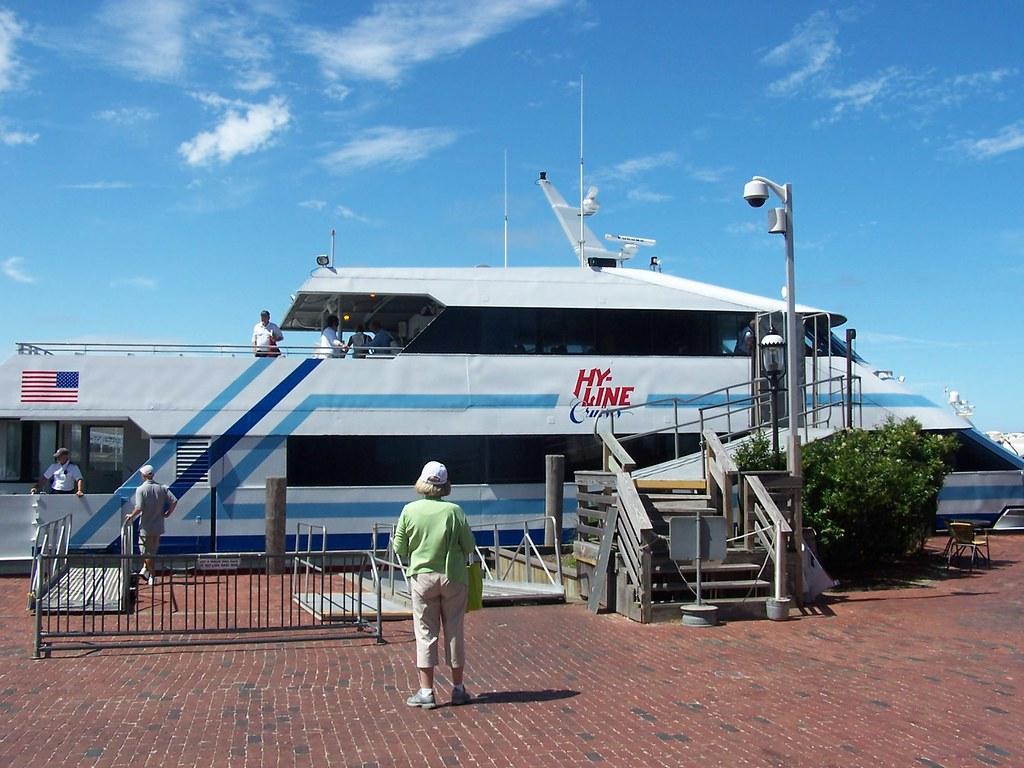 Nantucket Island Ferry Schedule