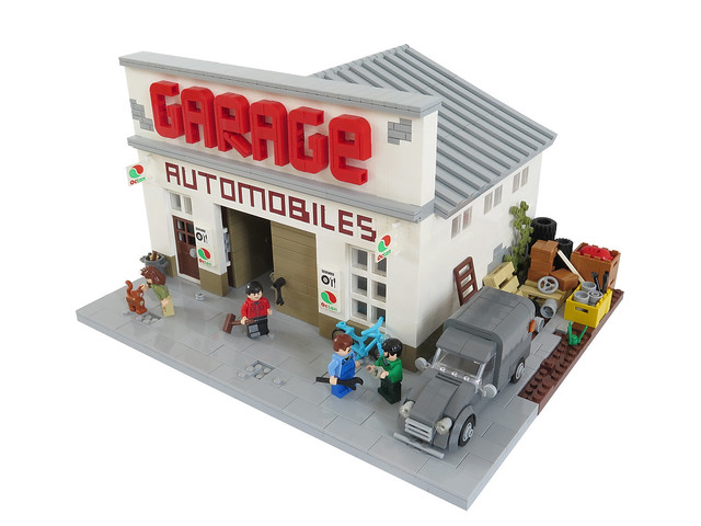 Even Lego Cars Need A Tune Up From Time To Time The