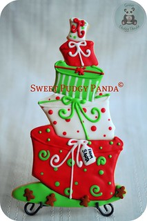 Topsy Turvy Presents | by Sweet Pudgy Panda