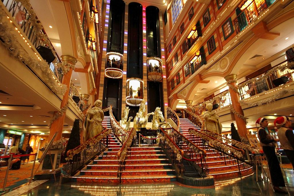 Star Cruises Superstar Virgo Lobby Pls View In Super