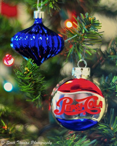 happy pepsi christmas