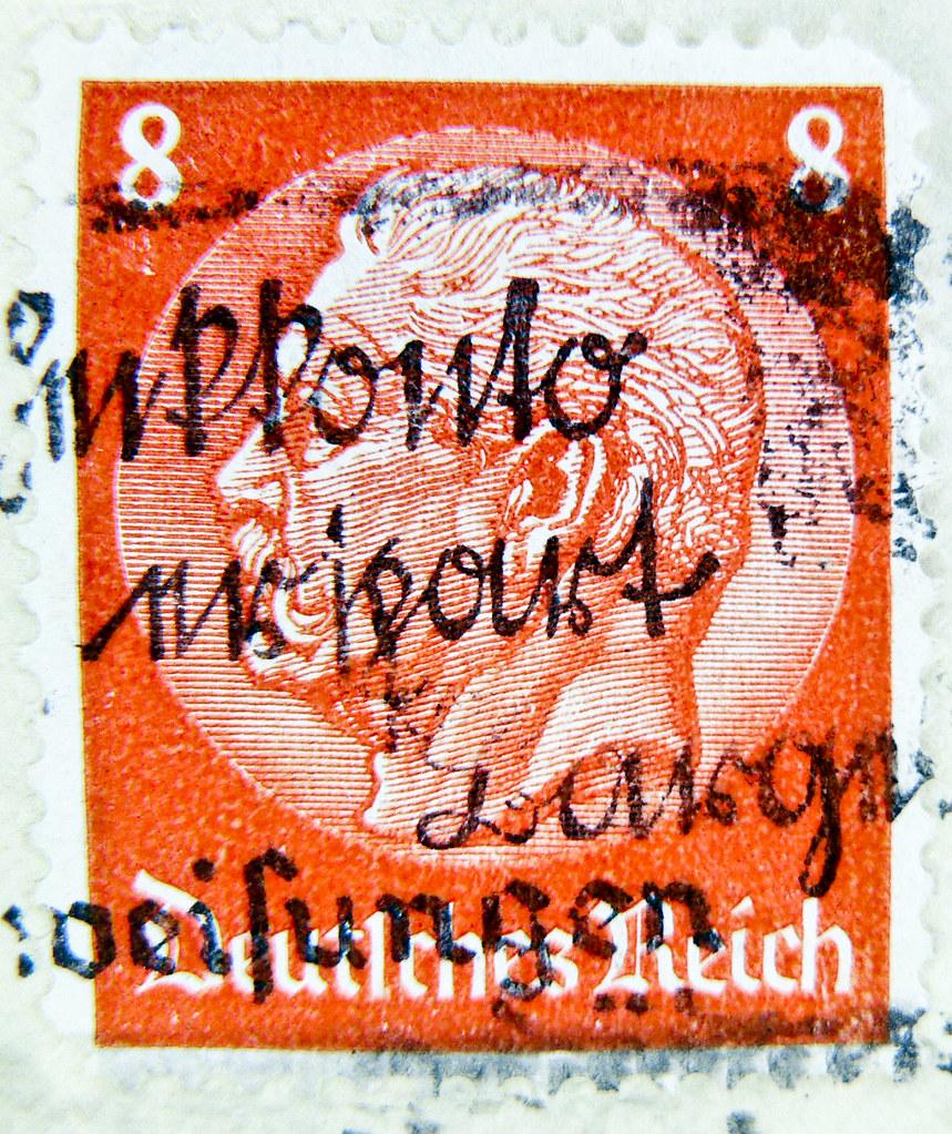 old stamp german empire 8 pf postzegel briefmarke deutsch. Black Bedroom Furniture Sets. Home Design Ideas