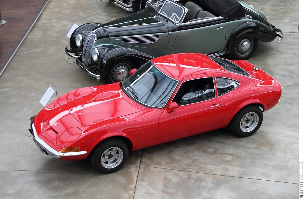 1969 Opel Gt 1900 02 The Opel Gt Is A Two Seat Sports