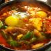 Chatree Campiranon's soft tofu stew