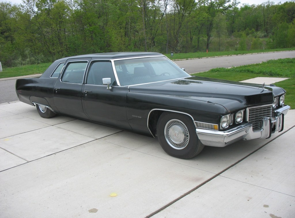 1972 Cadillac Fleetwood 75 Very Nice And By Nice I
