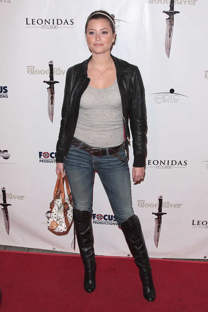 Holly Valance In Killer Boots Amp Jeans Www