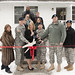 Ribbon Cutting - Community Readiness & Support Center
