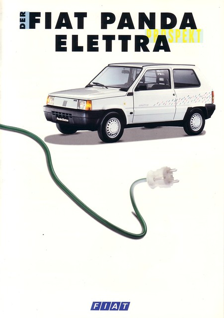 fiat panda elettra 1993 brochure germany flickr photo sharing. Black Bedroom Furniture Sets. Home Design Ideas