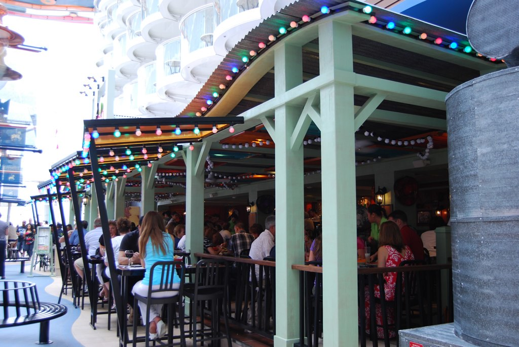 Allure of the seas boardwalk pictures atlassb flickr - The allure of the modular home ...