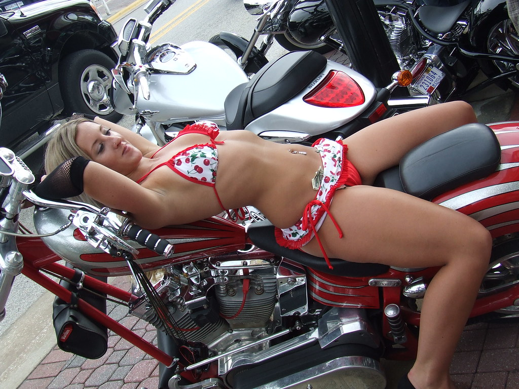 free photos of biker babes