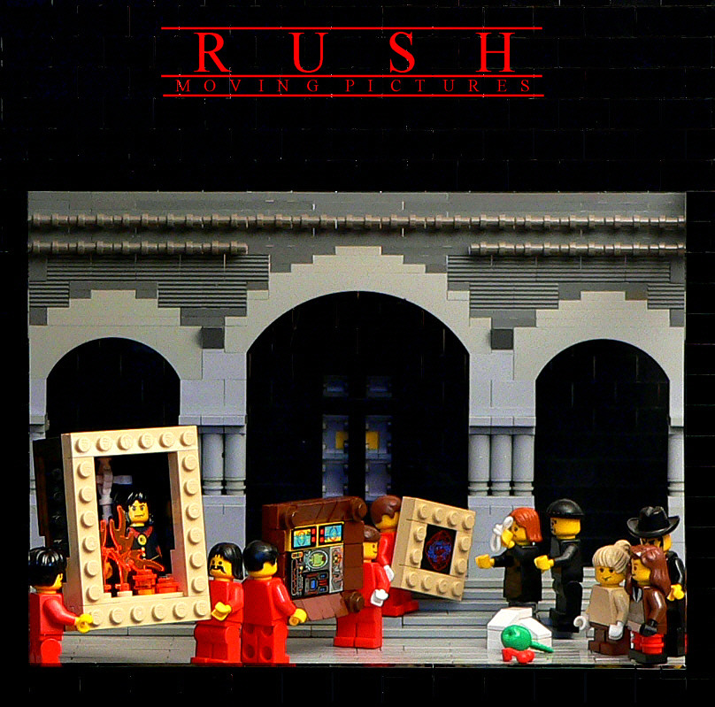 Rush Wallpaper: Rush - Moving Pictures