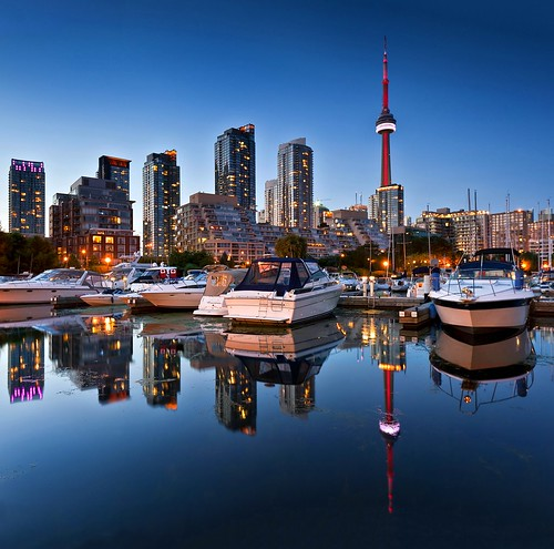 Back in Blue in Toronto | by Nathan Bergeron Photography