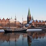 Bremen, Schlachte