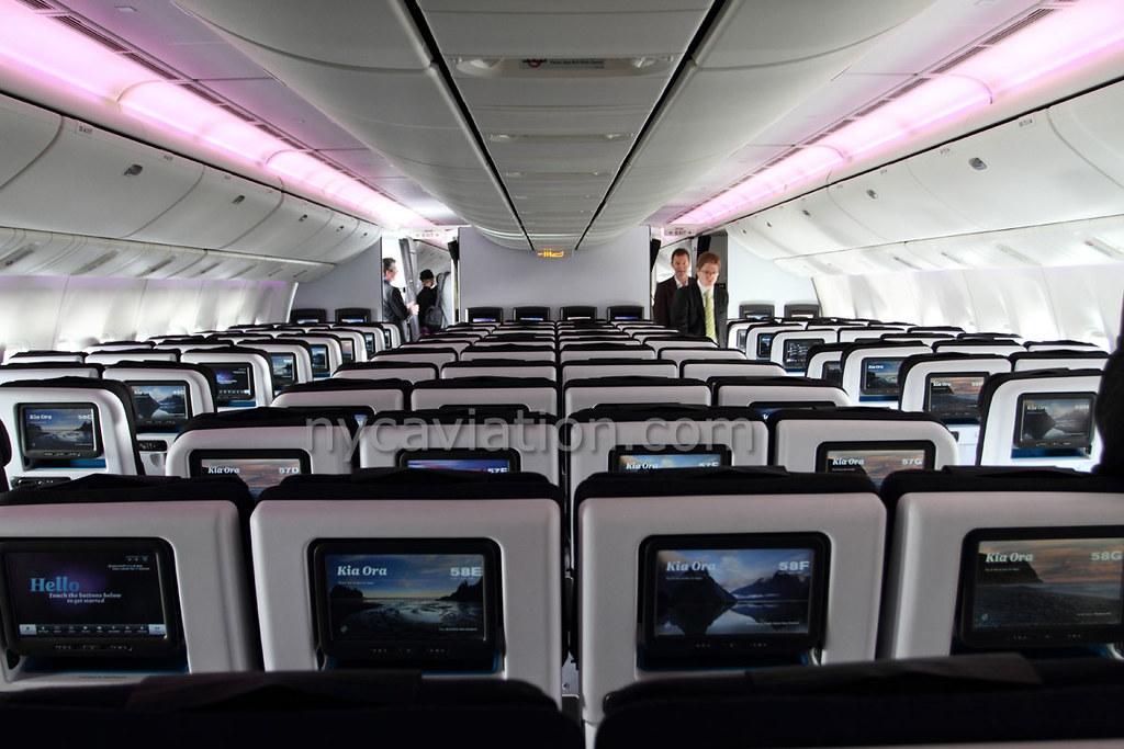 Air new zealand boeing 777 300er interior first interior for Boeing 777 interior