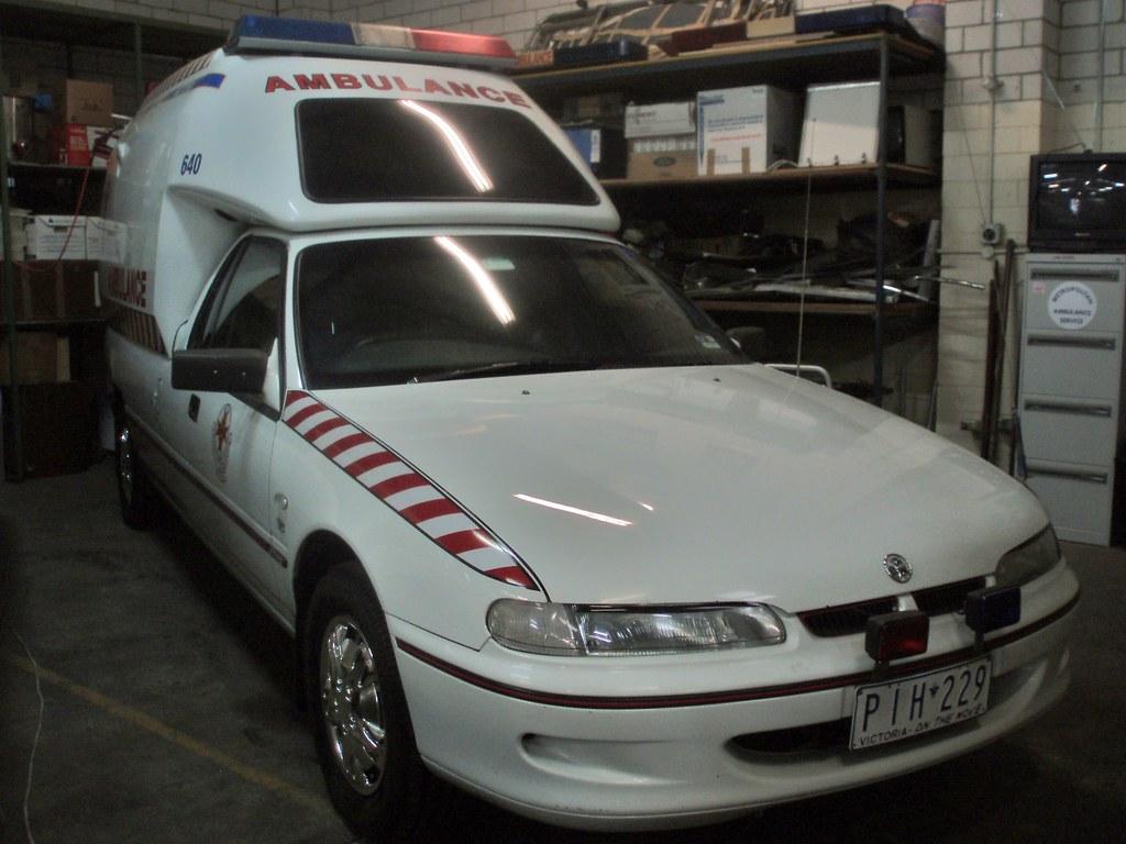 1998 Holden Vs Commodore Ambulance 1998 Holden Vs