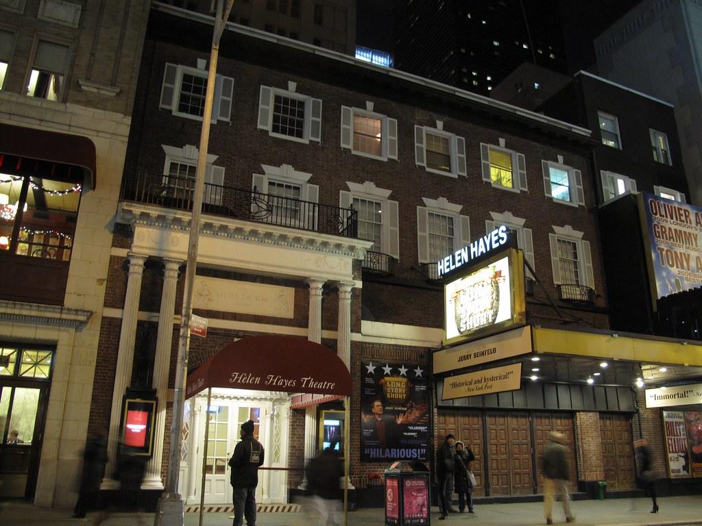 helen hayes theater theater district midtown manhattan. Black Bedroom Furniture Sets. Home Design Ideas