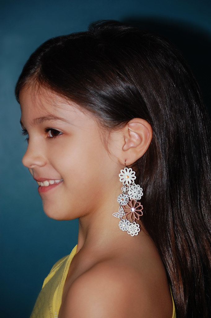 My Pretty Pink Gel Nails: 365: Pretty Little Latina