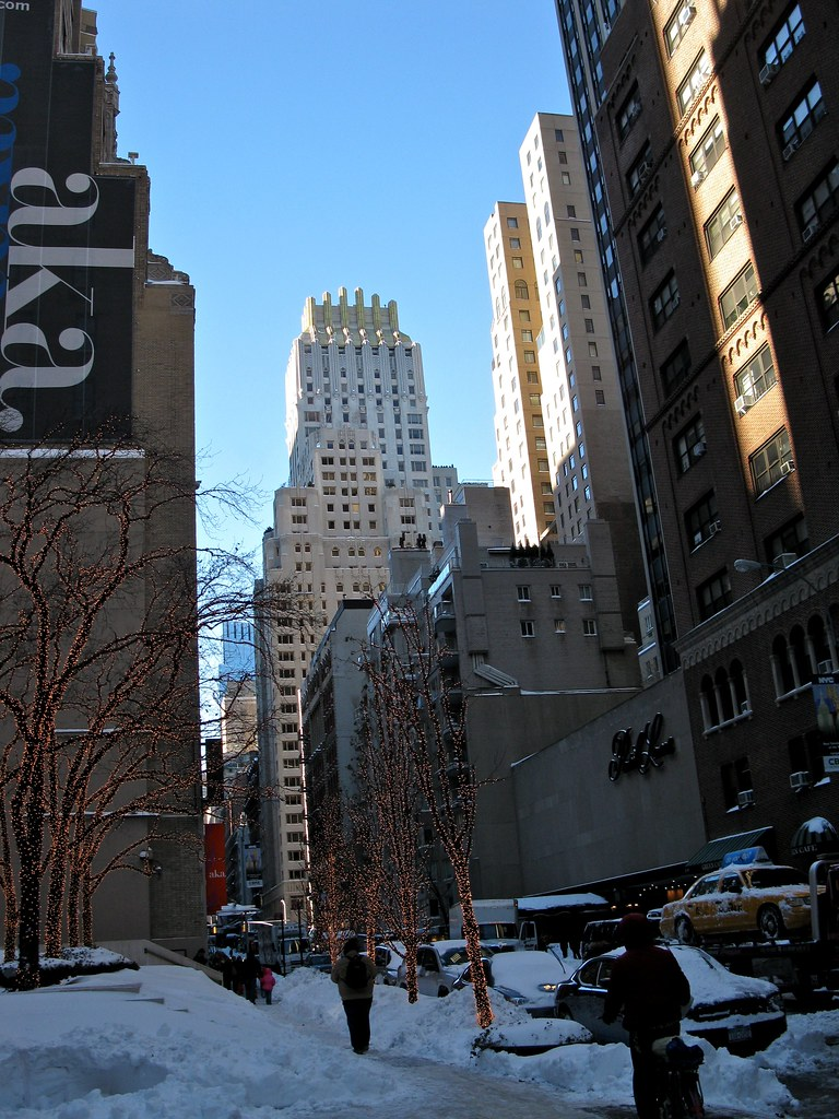 Barbizon Plaza Hotel New York