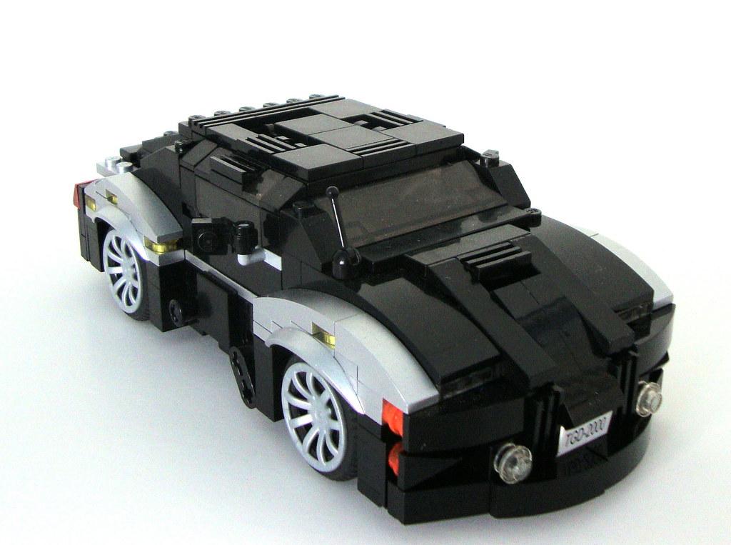 lego spy car let just say james bond inspired me more. Black Bedroom Furniture Sets. Home Design Ideas