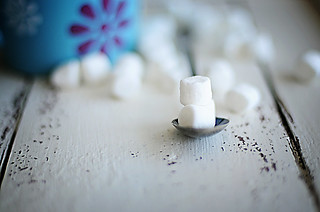 Marshmallow Kind of Day | by dineanddish