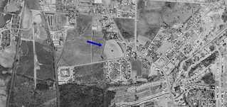 Dale Drive-In aerial photo 1966 | by ozoner68