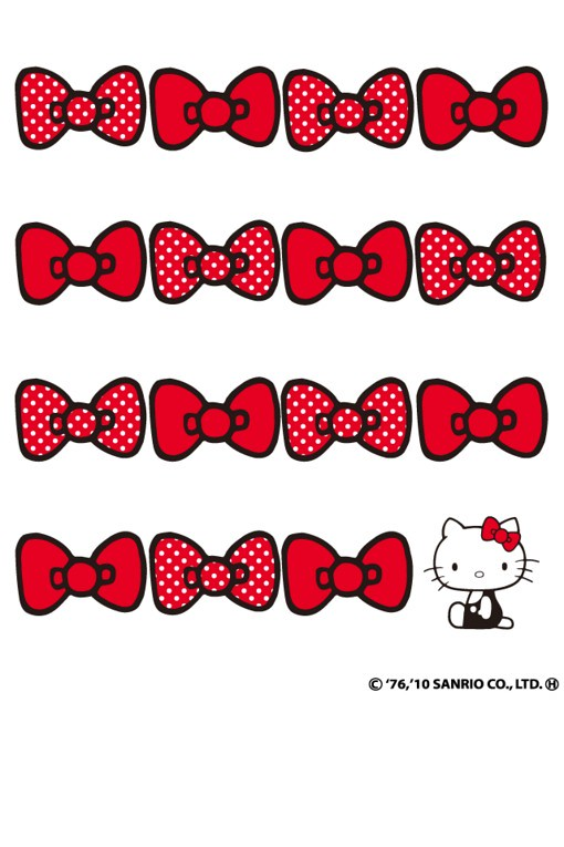 Hello Kitty Iphone Wallpapers
