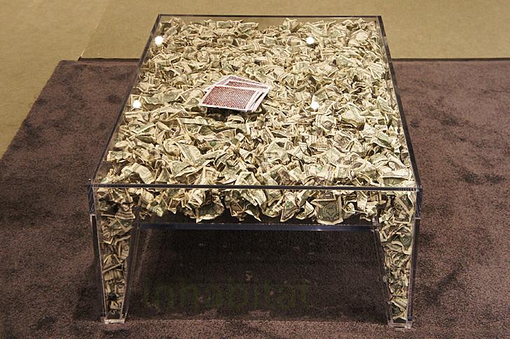 Brc Designs Money Coffee Table Photos By Jill