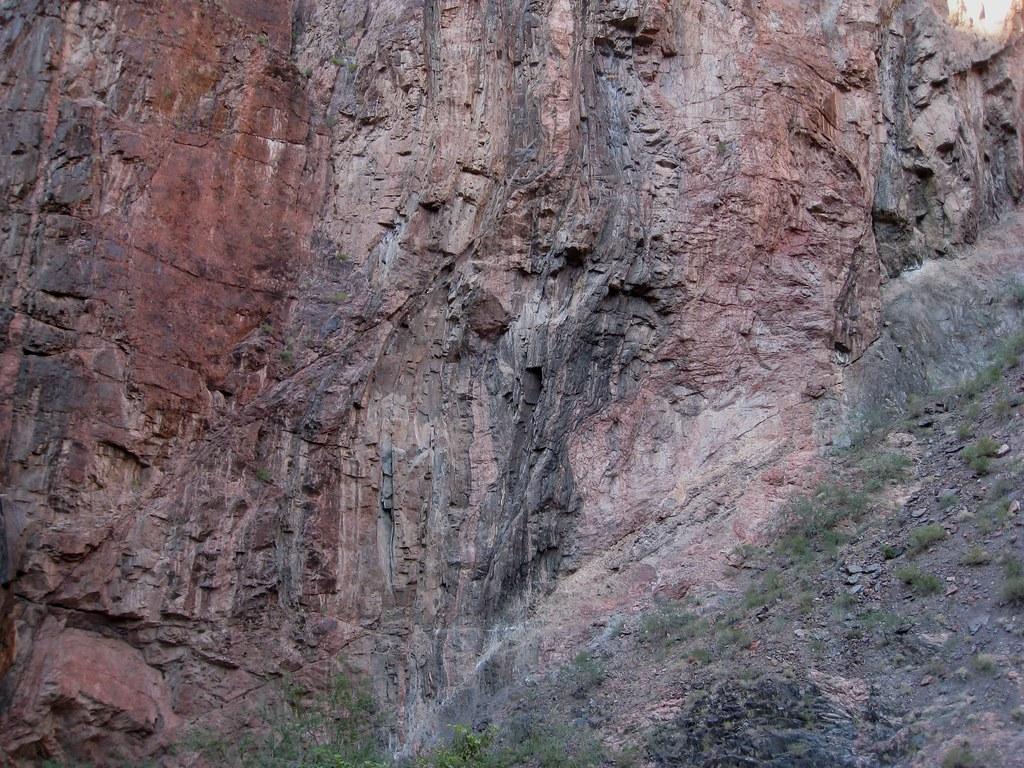 Hiking Through Vishnu Schist This Is Bright Angel Canyon