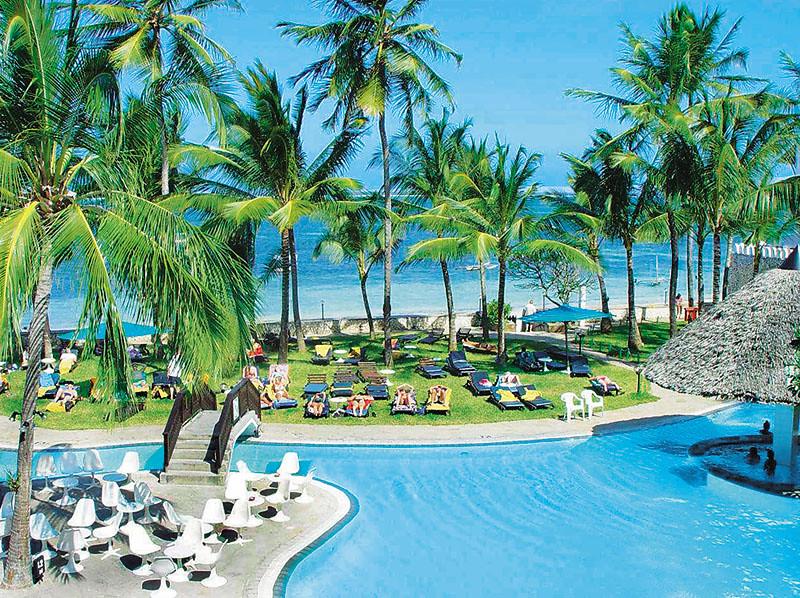 Mombasa Hotel Bamburi Beach