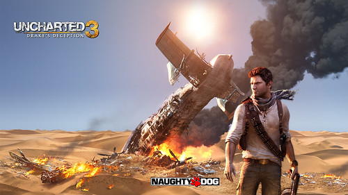UNCHARTED 3 3 wallpaper | by PlayStation.Blog