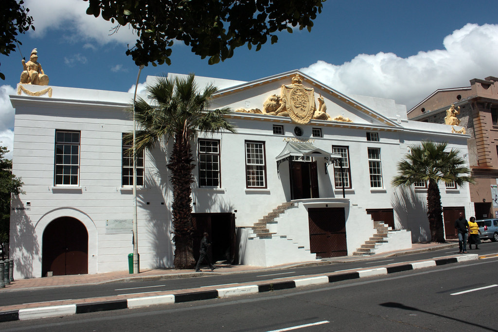Historic Granary Buitenkant Street Cape Town This