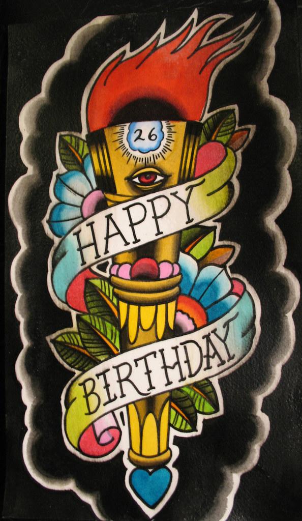 Birthday Card  Justin Dion Flickr