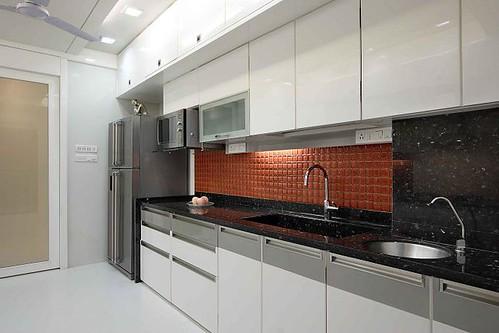 Modular kitchen interiors by mahesh punjabi associates interior designer architect flickr Kitchen design in punjab