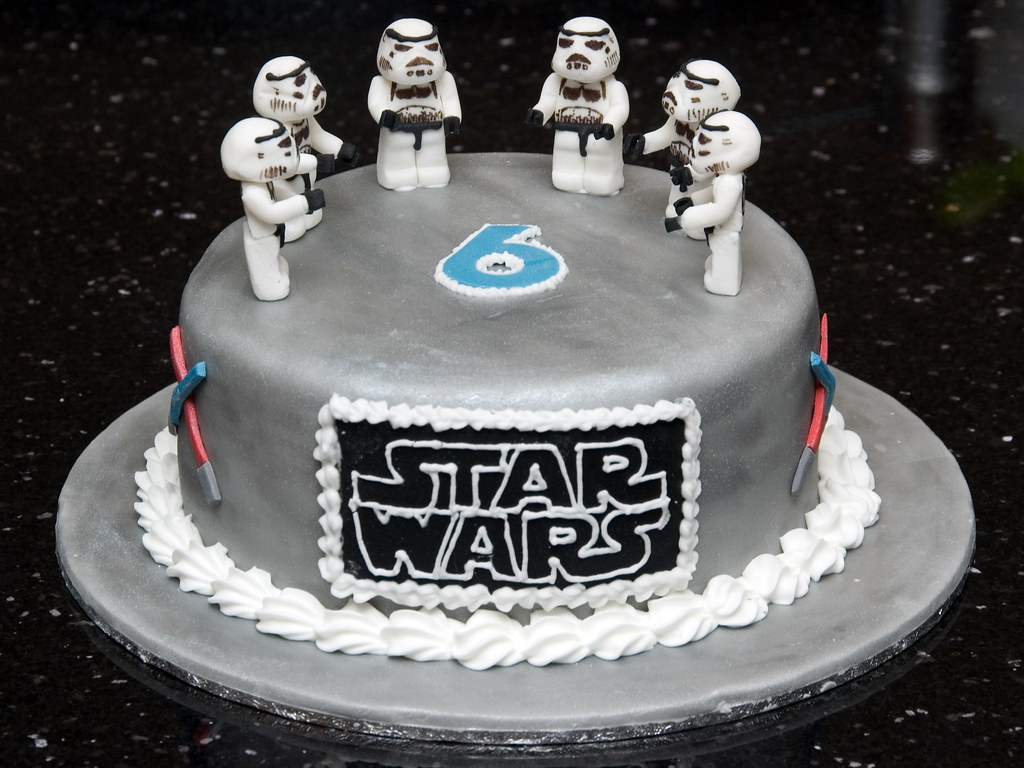 lego star wars stormtrooper cake joanne mcdonald flickr. Black Bedroom Furniture Sets. Home Design Ideas