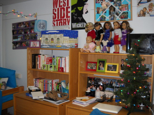 Decorating Ideas > My Dorm Room Decorated For Christmas  Simone  Flickr ~ 231020_Dorm Room Christmas Decorations