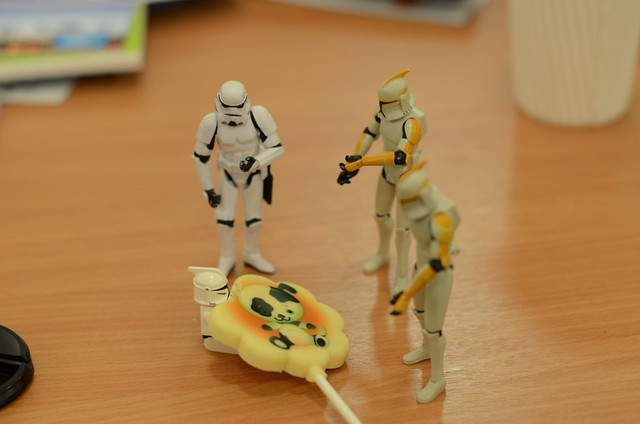What Food Did The Clone Troopers Eat