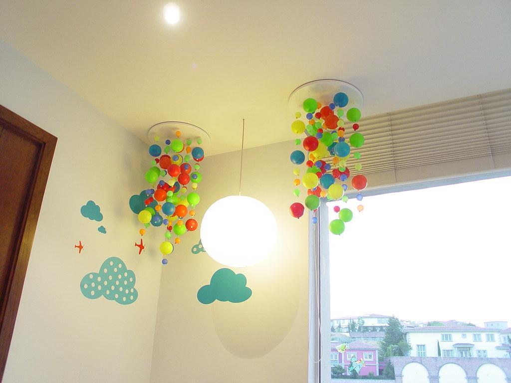 Elementos decorativos para habitacion infantil dise o y - Diseno habitacion infantil ...