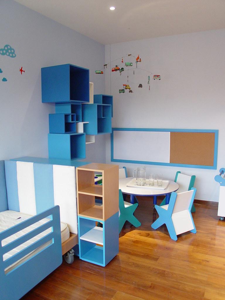 Habitaciones infantiles mobiliario decoracion y ambienta for Programa para decorar habitaciones