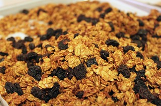 Cinnamon Raisin Granola | by Kim | Affairs of Living