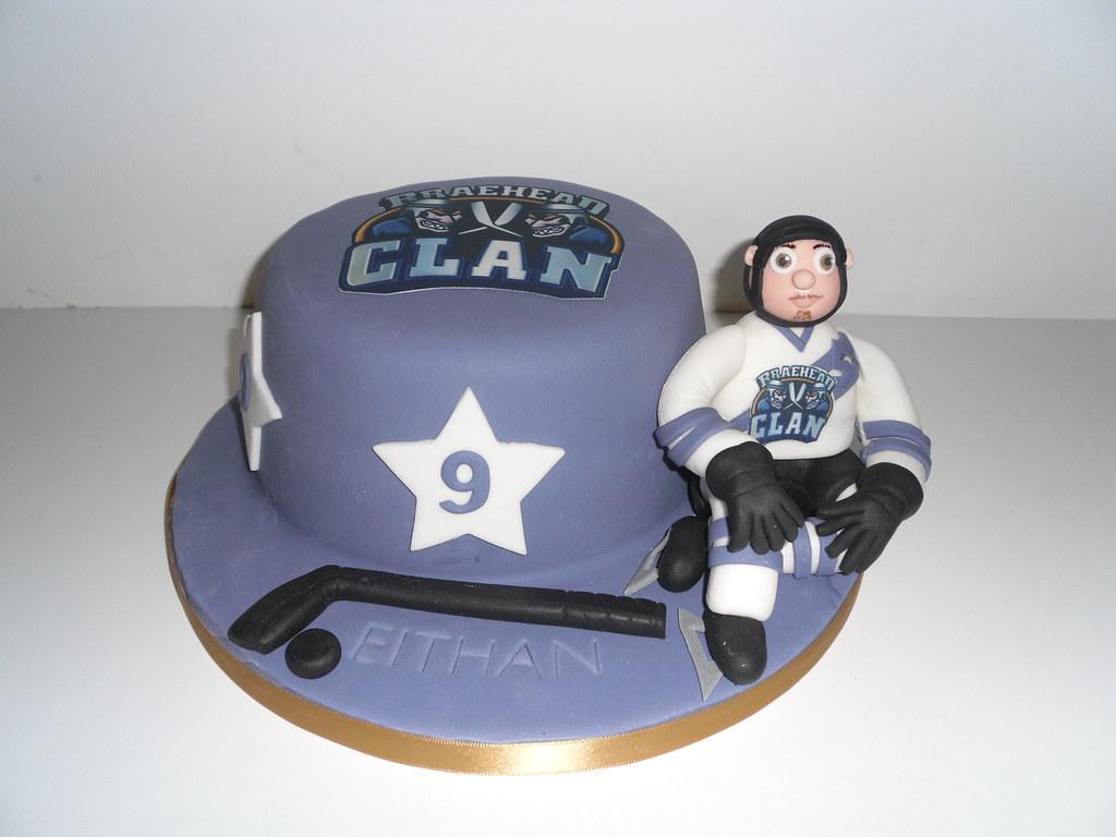 Ice Cake Pic