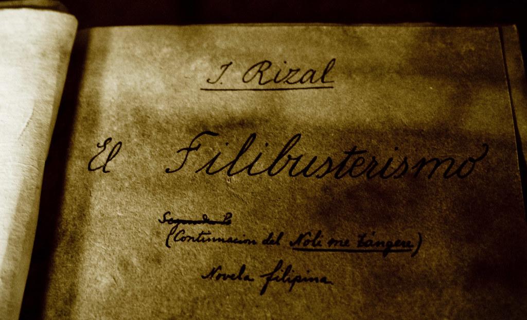 el filibusterismo summary essay